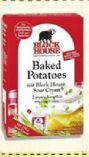 Baked Potatoes von Block House