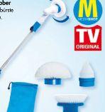 Elektrische Reinigungsbürste Hurricane Spin Scrubber von Media Shop