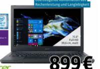 Notebook Travelmate P2510-M-734Q von Acer