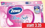 Toilettenpapier Ultra Soft von Zewa