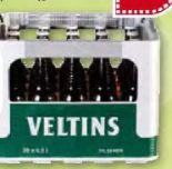 Bier von Veltins