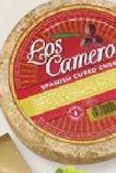 Mischmilchkäse von Los Cameros