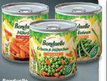 Gemüsekonserven von Bonduelle