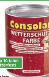 Wetterschutz-Farbe von Consolan