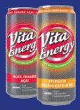 Energy Drink von Vita