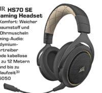 Wireless Gaming Headset HS70 SE von Corsair