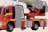 Feuerwehr von Dickie Toys