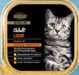 Katzennassnahrung von Globus Gold