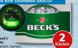 Pils von Beck's