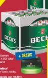 Bier von Beck's