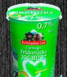 Cremiger Frühstücks Joghurt von Berchtesgadener Land