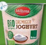 Bioland cremiger Joghurt von Milbona