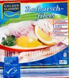 Rotbarschfilets von Golden Seafood