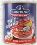Wurst-Soljanka von Halberstädter