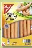 Delikatess Geflügel-Wiener von Gut & Günstig