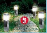 LED-Solar-Gartenlampe von Duracell