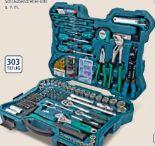 Werkzeug- und Steckschlüsselsatz von Brüder Mannesmann Werkzeuge