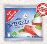 Mozzarella von Gut & Günstig