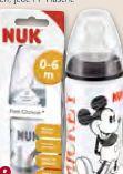 First Choice+Trinkflasche von Nuk