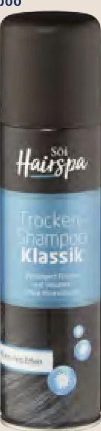 Trocken-Shampoo von Sôi