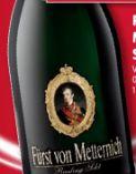 Sekt von Fürst Von Metternich