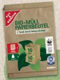 Bio-Müll Papierbeutel von Gut & Günstig