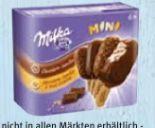 Mini Stieleis von Milka