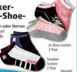 Damen Sneaker Socken