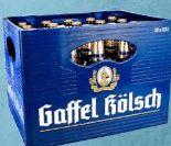 Kölsch von Gaffel Spirits