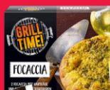 Focaccia von Grill Time