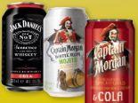 Rum & Cola von Captain Morgan