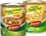 Vegetarische Eintöpfe von Erasco