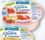 Feine Quark Creme von Milram