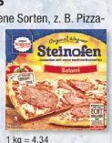 Steinofen-Pizzen von Original Wagner
