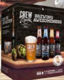 Bestseller-Pack von Crew Republic Brewery
