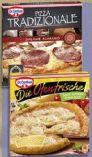 Pizza Tradizionale Salame Romano von Dr. Oetker
