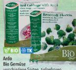 Bio Gemüse von Ardo