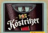 Schwarzbier von Köstritzer