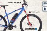 Alu-E-Mountainbike S100 von Zündapp