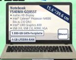 Notebook F540MA-GQ055T von Asus
