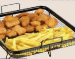 Heißluft-Grillkorb von Gourmetmaxx