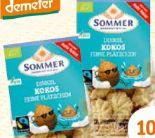 Bio-Dinkel-Kokos-Gebäck von Sommer