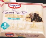 My Sweet Table von Dr. Oetker