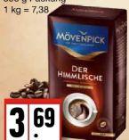Bohnenkaffee von Mövenpick