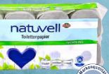 Toilettenpapier von natuvell