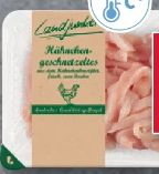 Frisches Hähnchengeschnetzeltes von Landjunker