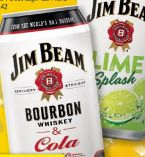 Jim Beam & Cola von Jim Beam