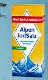 Alpen Jodsalz von Bad Reichenhaller