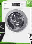 Waschvollautomat WDD 035 WCS von Miele