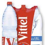 Natürliches Mineralwasser von Vittel